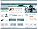 Accountant flash template