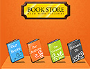 Book Store flash template