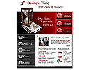 Business Time flash template