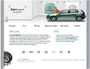 Car Expert flash template