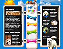 Cute Pet Shop flash template