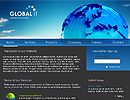 Global It html template