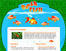 Goldfish flash template