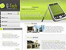 Hardwear Business flash template
