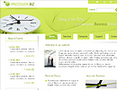 Precesion Business html template