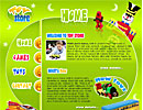 Toy Store flash template