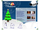 Christmas Donation template